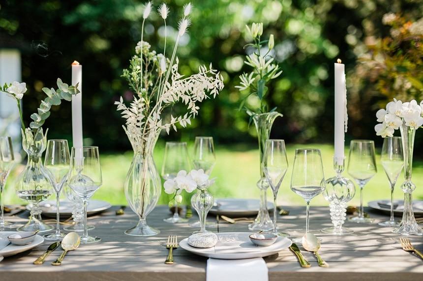 Hochzeitstrend 2020: Micro Wedding als eigene Gartenhochzeit in Zeiten von Corona