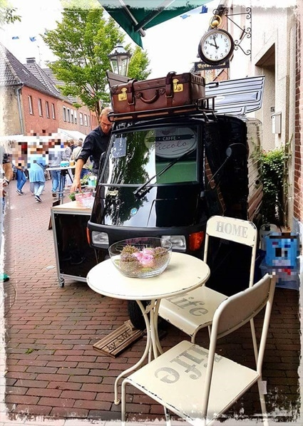 Hochzeitstrend 2020 mobile Kaffeebar