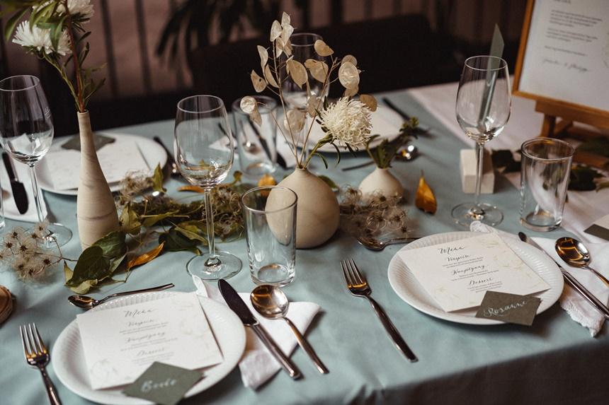 9 umweltfreundliche Tipps für Deine nachhaltige Hochzeit
