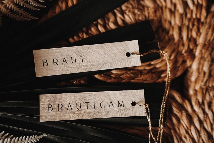 Sparkling Bali Night - Braut und Bräutigam