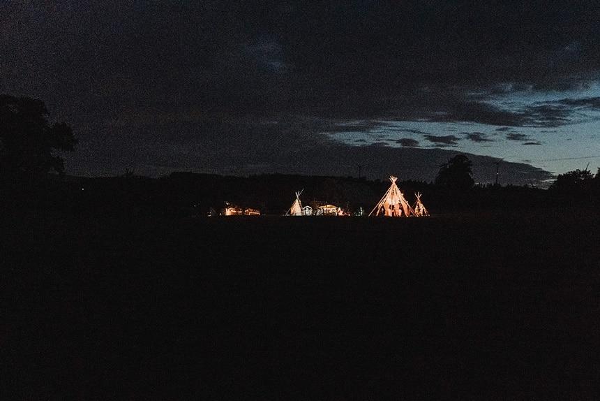 Sparkling Bali Night - Hochzeit bei Nacht