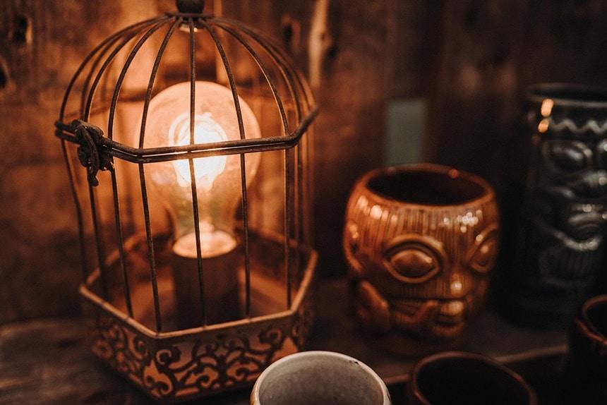 Sparkling Bali Night - Dekoration orientalische Beleuchtung