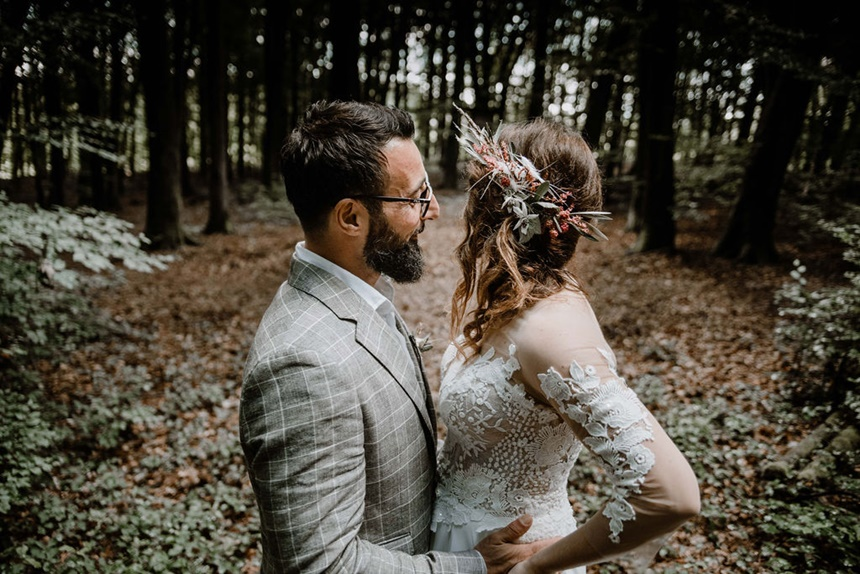 FreiAnker Italian Wedding in the Woodlands 36
