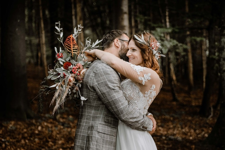 FreiAnker Italian Wedding in the Woodlands 37