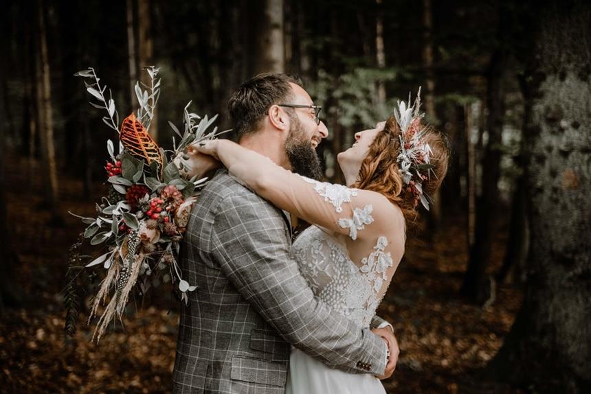 FreiAnker Italian Wedding in the Woodlands 38