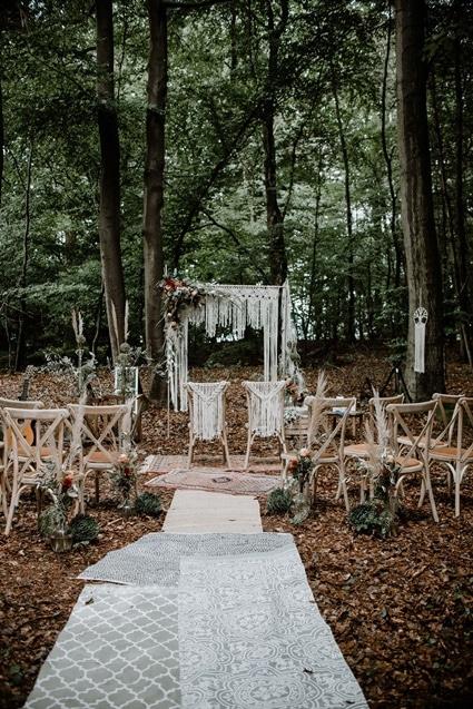 FreiAnker Italian Wedding in the Woodlands 39