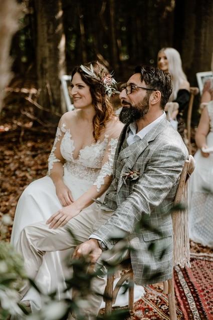 FreiAnker Italian Wedding in the Woodlands 58