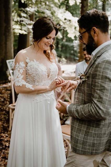 FreiAnker Italian Wedding in the Woodlands 61