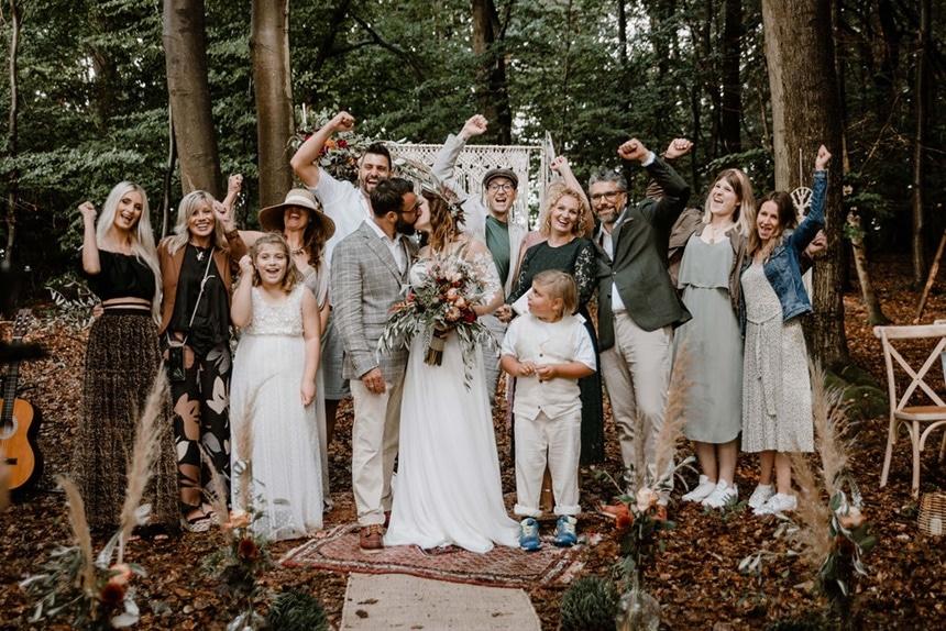 FreiAnker Italian Wedding in the Woodlands 68