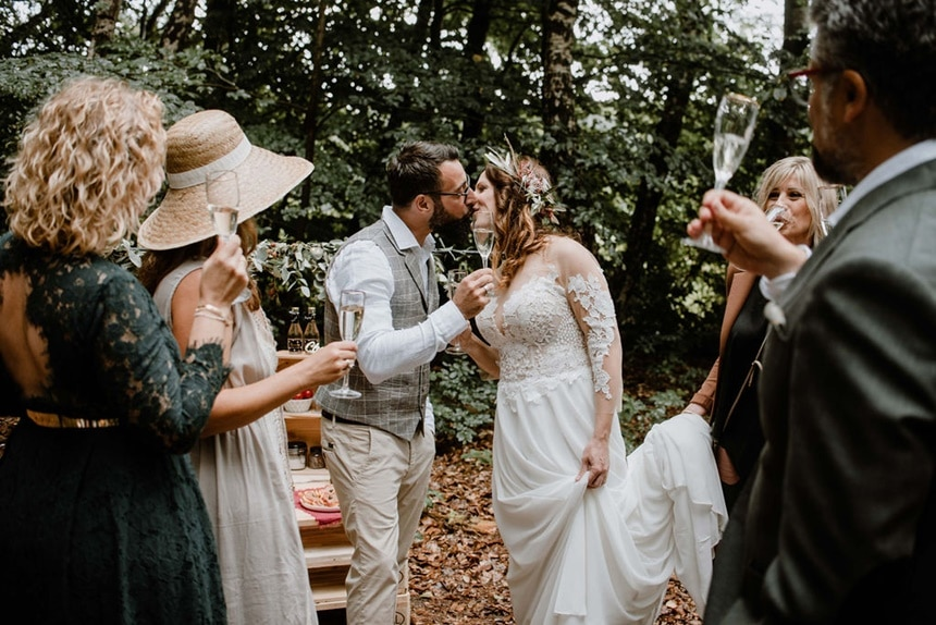 FreiAnker Italian Wedding in the Woodlands 69