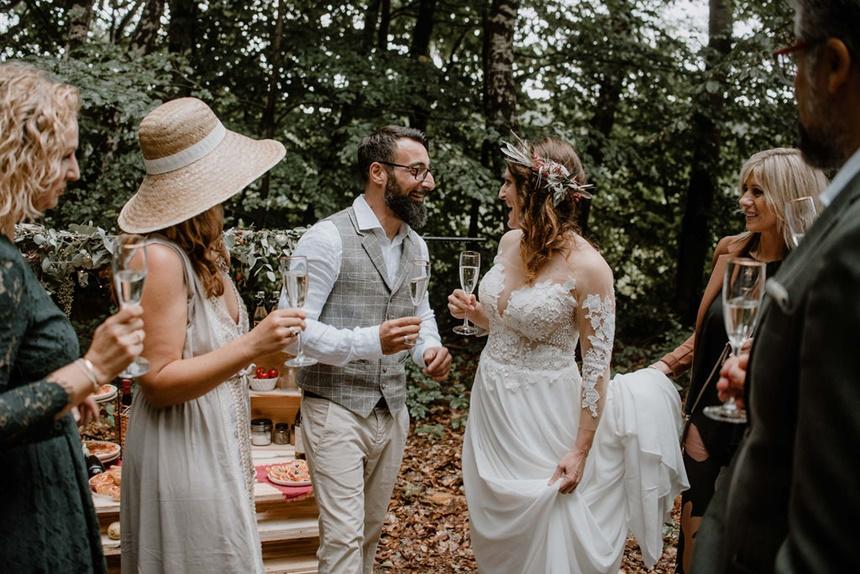 FreiAnker Italian Wedding in the Woodlands 70