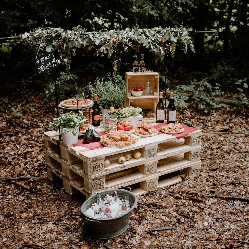 FreiAnker Italian Wedding in the Woodlands 75