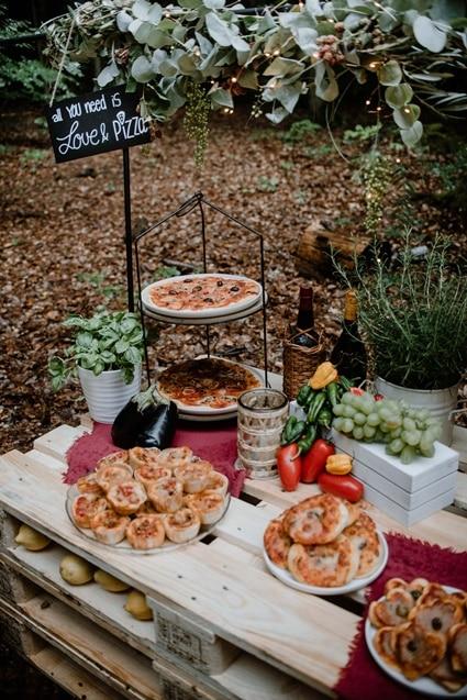 FreiAnker Italian Wedding in the Woodlands 76