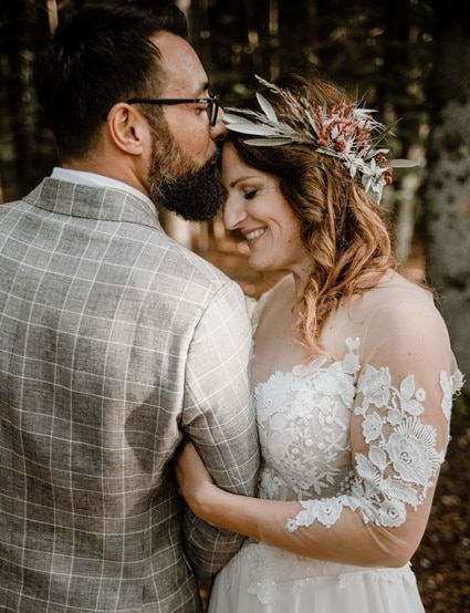 FreiAnker Italian Wedding in the Woodlands 81