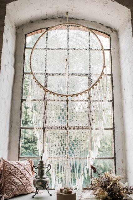 Freianker Airy Wedding Loft Wedding 16