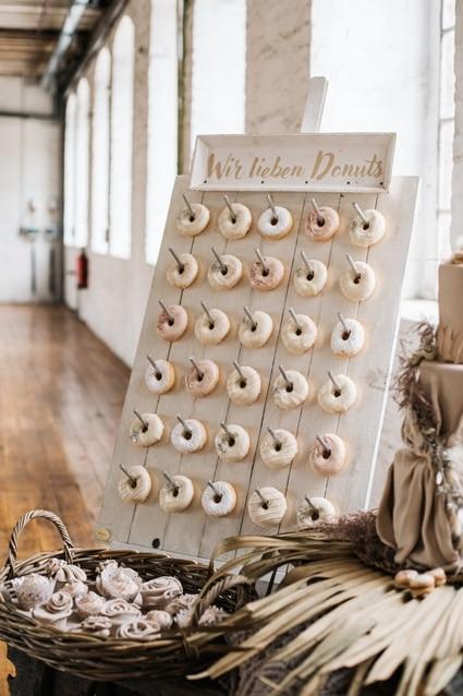 Freianker Airy Wedding Loft Wedding 18