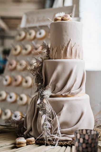 Freianker Airy Wedding Loft Wedding 19