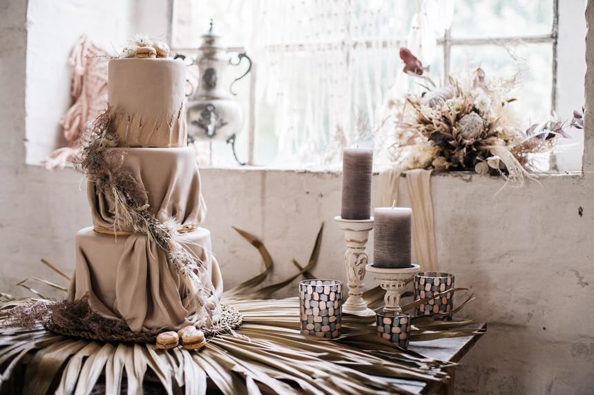 Freianker Airy Wedding Loft Wedding 23