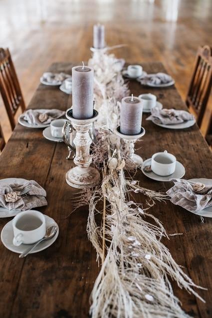 Freianker Airy Wedding Loft Wedding 28