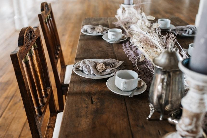 Freianker Airy Wedding Loft Wedding 29