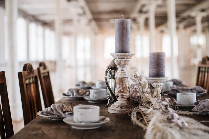 Freianker Airy Wedding Loft Wedding 39