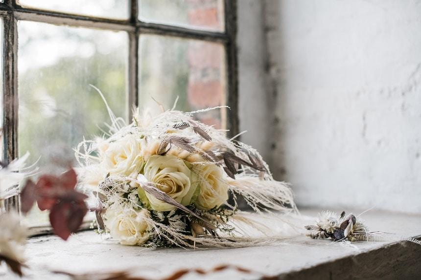 Freianker Airy Wedding Loft Wedding 42