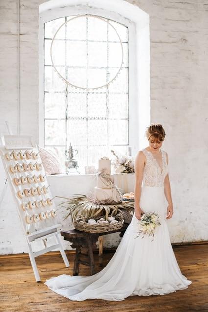 Freianker Airy Wedding Loft Wedding 48
