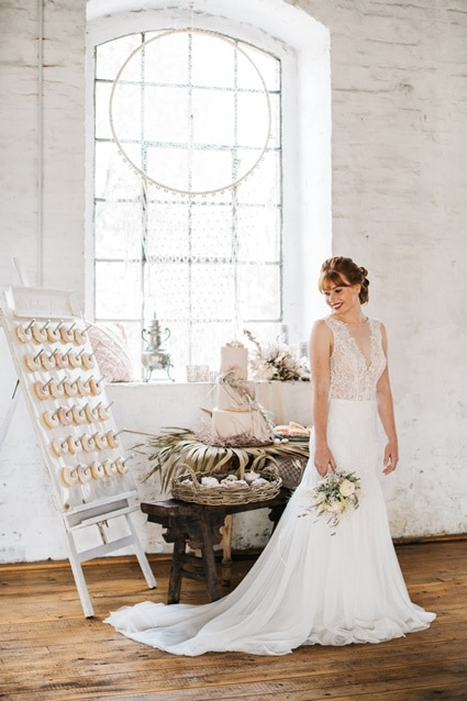 Freianker Airy Wedding Loft Wedding 50