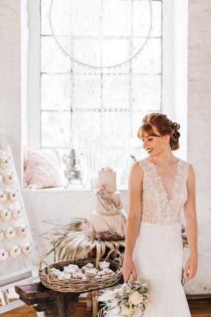 Freianker Airy Wedding Loft Wedding 52