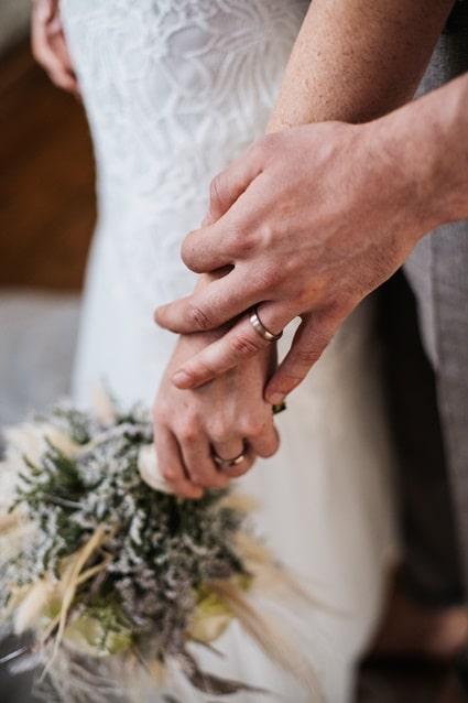 Freianker Airy Wedding Loft Wedding 58