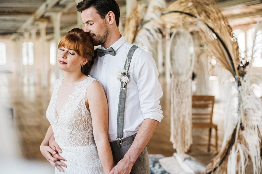 Freianker Airy Wedding Loft Wedding 60