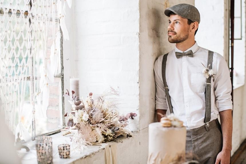 Freianker Airy Wedding Loft Wedding 67
