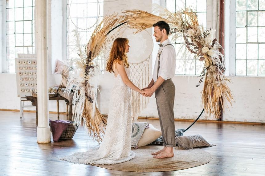 Freianker Airy Wedding Loft Wedding 70