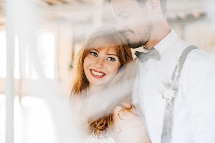Freianker Airy Wedding Loft Wedding 72