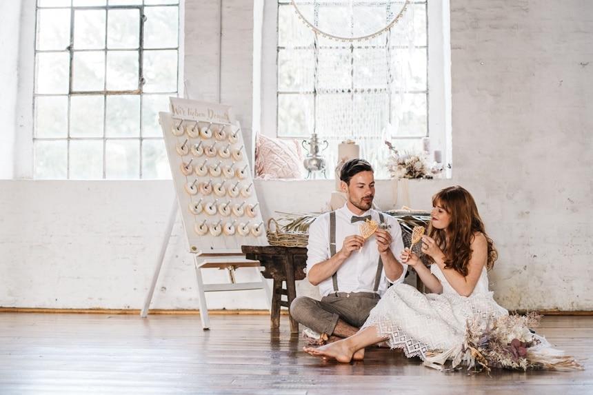 Freianker Airy Wedding Loft Wedding 77