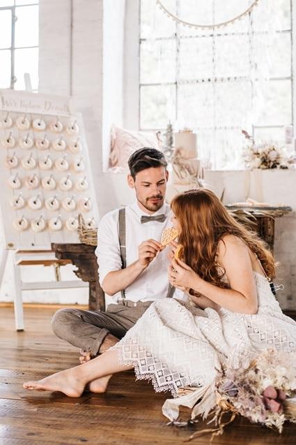 Freianker Airy Wedding Loft Wedding 78