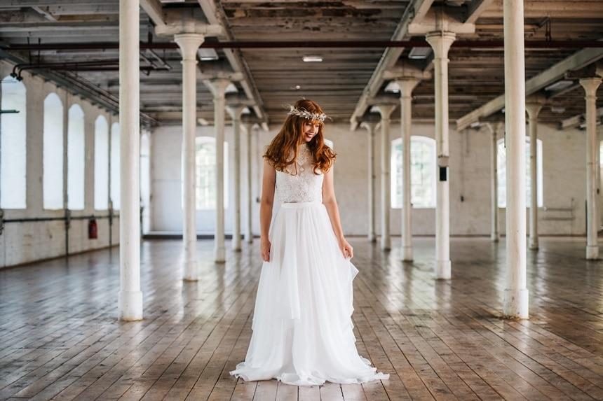 Freianker Airy Wedding Loft Wedding 88