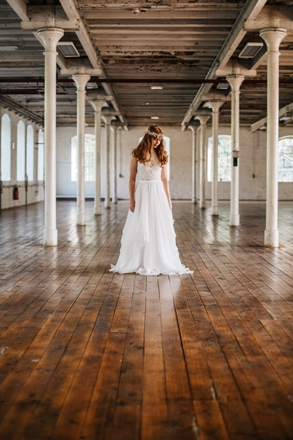 Freianker Airy Wedding Loft Wedding 89