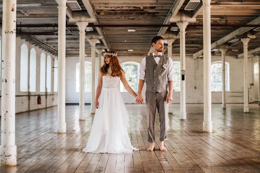 Freianker Airy Wedding Loft Wedding 90