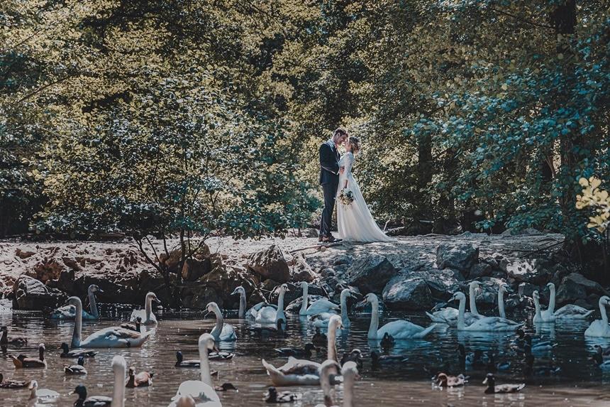nachhaltig heiraten mit lokalen Hochzeitsdienstleistern in Hattingen