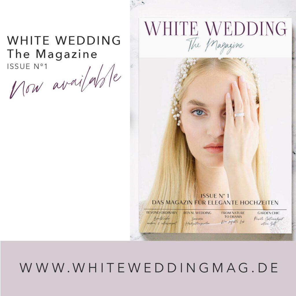 WHITE WEDDING Hochzeitsmagazin für NRW