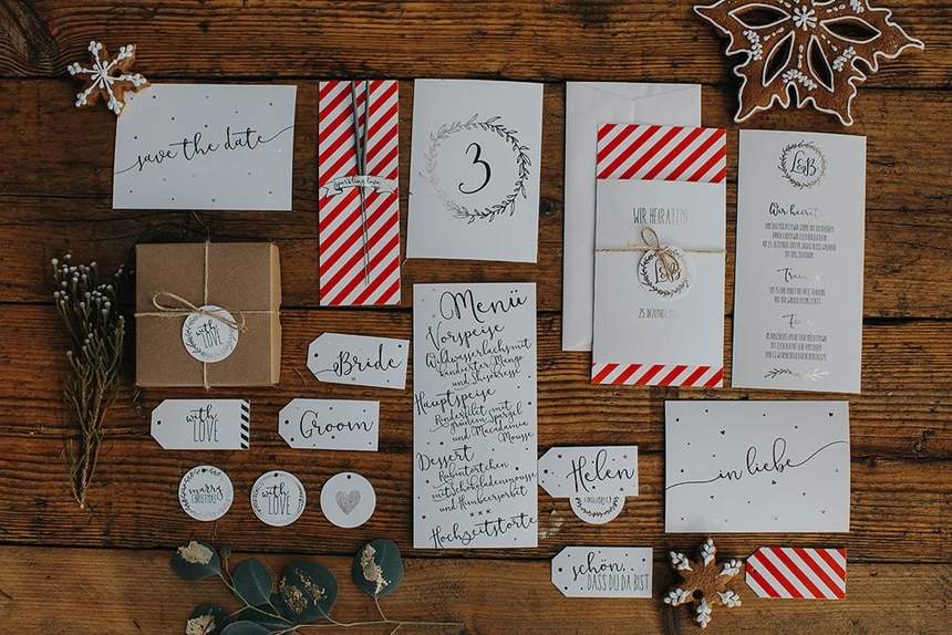 freianker christmas wedding inspiration 28