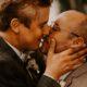 gleichgeschlechtliche kleine Hochzeit in Corona Zeiten auf Schloss Meierhof