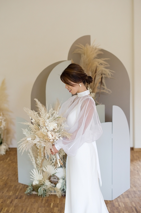 minimal love white wedding inspiration 0003