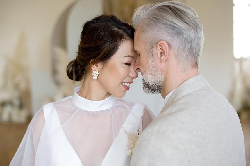 minimal love white wedding inspiration 0012