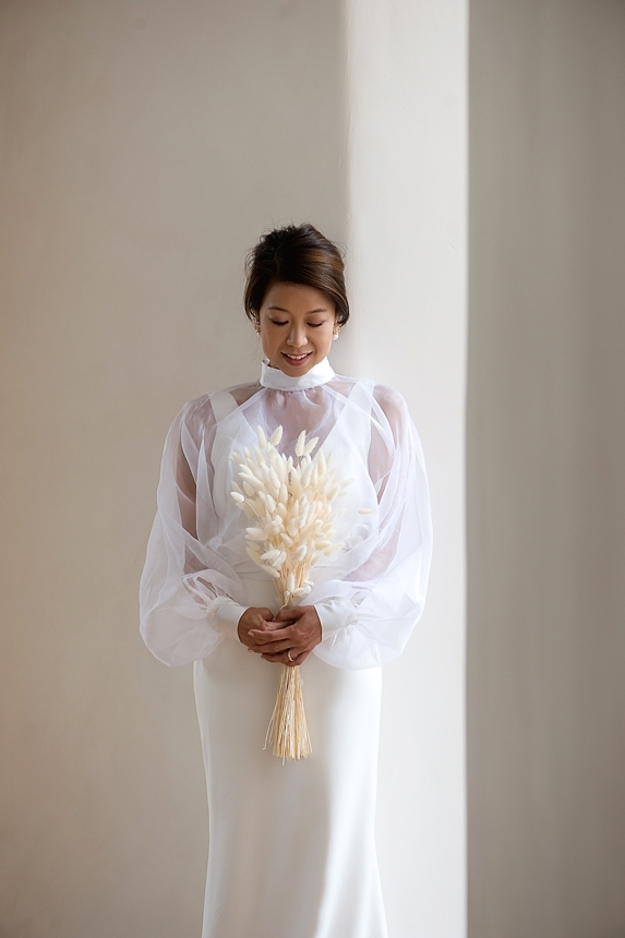 minimal love white wedding inspiration 0019