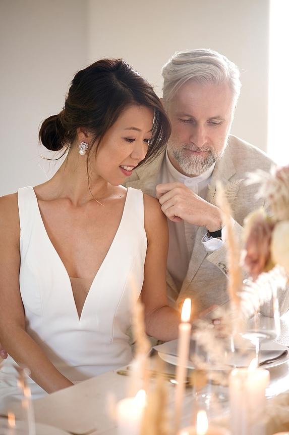 minimal love white wedding inspiration 0067