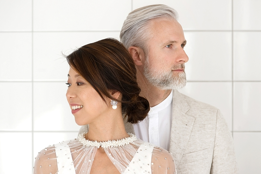 minimal love white wedding inspiration 0079