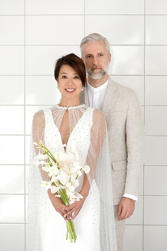 minimal love white wedding inspiration 0080