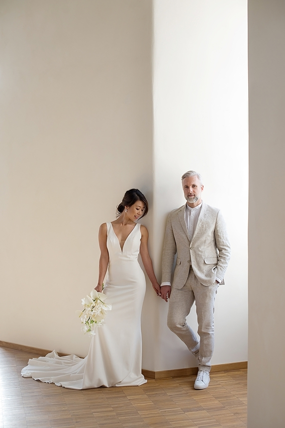 minimal love white wedding inspiration 0115
